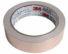 SCOTCH 3M 1181-25 - KUPARIFOLIOTEIPPI 25mmX16.5m