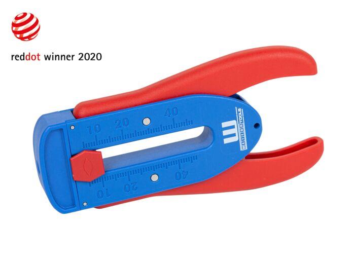 Weic S wire stripper 0,12-0,8mm AWG36-20