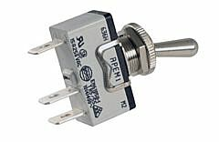 APEM 636H/2 - Toggle Switch 600H Series 1-pole ON-ON