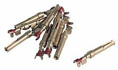 TE 66504-9 - HDP-20 Dsub Female Crimp Pin 24 – 20AWG / 0.2 – 0.6mm^2 Wire - Au Plating