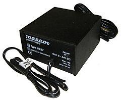 MASCOT 8937 CABLE - 5-24V 18W Virtalähde AC/DC koteloitu