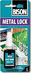 BISON METAL-LOCK - Kierrelukite G17, 10 ml