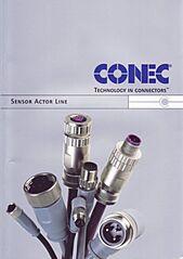 CONEC SENSOR - ACTOR LINE CATALOG 2016