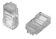 COMMSCOPE 6-557315-2 / MP-88U-R-5 - Modulaari Liitin 8 / 8 Napainen Pyörökaapelille - 500kpl