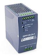 TDK-LAMBDA DPP120-24 - 90-264VAC/24VDC/5A/120W
