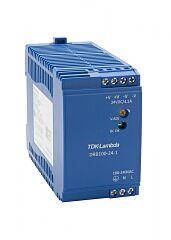 TDK-LAMBDA DRB100-24-1 - 85-264VAC/24-28VDC/4,2A/100W
