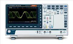 GW Instek GDS-2072E - Oskilloskooppi 70 MHz, 2 kan,1GSPS
