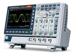 GW Instek GDS-2204E - Oscilloscope 200 MHz, 4 ch,1GSPS