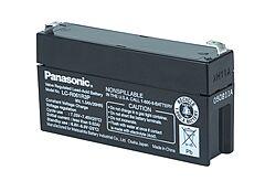 PANASONIC LC-R061R3P - LYIJYAKKU 6V 1,3Ah 6-9 VUOTTA