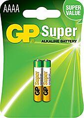 GP BATTERIES LR61-GP - ALKALINE CELL LR61 AAAA SUPER 1.5V