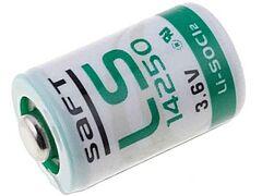 SAFT LS14250 - Battery Lithium 1/2AA 3.6V 1200mAh