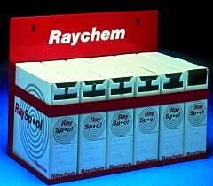RAYCHEM LSTT-R-9.5-0 - Kutistesukka 9.5mm 2:1 Musta 6m