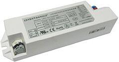 INVENTRONICS LWC-024S035SSE - AC/DC LED 350mA 24W CC IP20