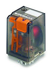 Schrack MT326230 - Relay 230VAC 10A 240V Non-Latching - 3PDT
