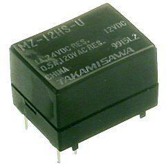 FUJITSU MZ-12HS - Rele 1A 12VDC SPDT Non-Latching