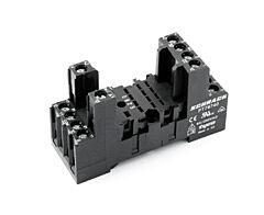 Schrack PT78740- Relekanta DIN-kisko PT5-sarjalle