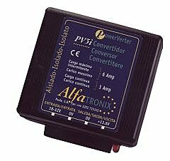 ALFATRONIX PV3I - DC/DC Converter 24 / 12V 3A 36W Isolated