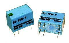 Fujitsu SY-12W-K - Rele Piirikortti 12V 1A SPDT