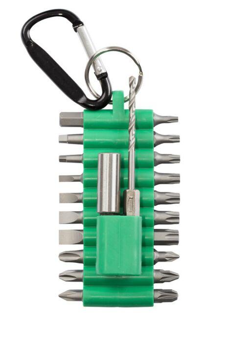 YES 02611 - Konekärkisarja avaimenperässä 22-os
