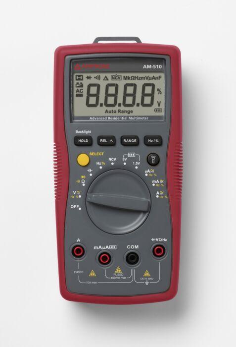 AMPROBE AMP AM-510 - DIGITAL MULTIMETER