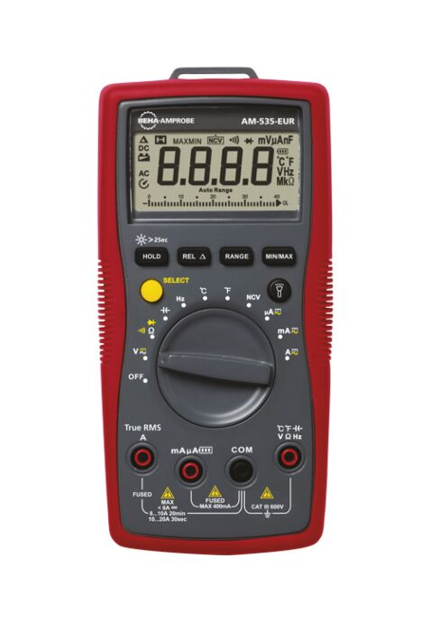 AMPROBE AMP AM-535 - YLEISMITTARI TRMS