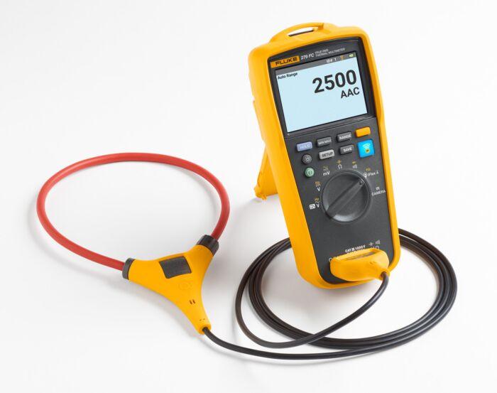 FLUKE 279FC/IFLEX - Yleismittari/lämpökamera/virtapihti
