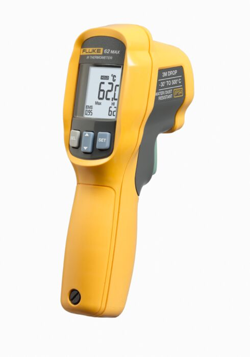 FLUKE 62 MAX+ - IR THERMOMETER DOUBLE LASER