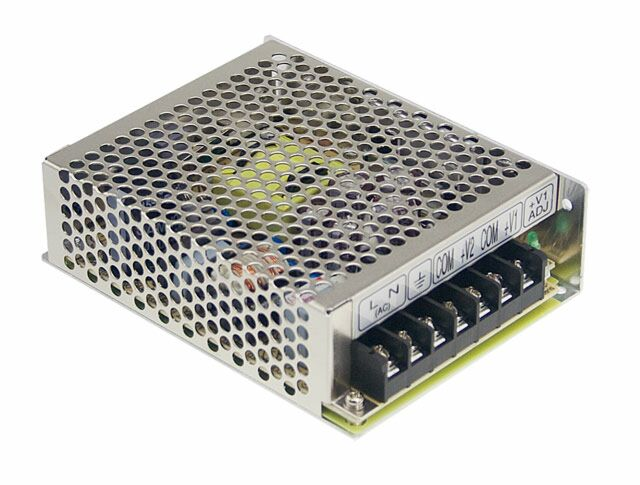 MEAN WELL RS-50-24 - Enclosed Power Supply 50W 24V 2.2A
