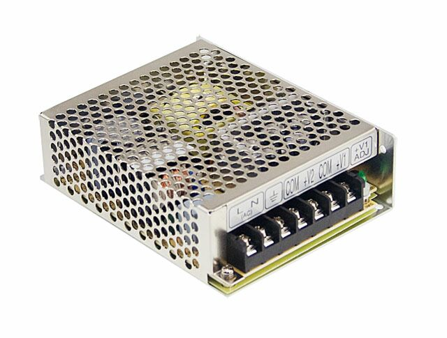 MEAN WELL RS-75-12 - Enclosed Power Supply 72W 12V 6A