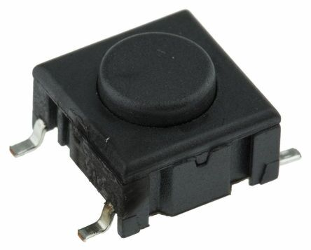 APEM 3CSH9 - BLACK SWITCH MEC 3C
