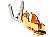 MOLEX 50394-8100 - Milli-Grid Naaras Crimp Pinni 0.38µm Kultaus - Pussi