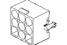MOLEX 5219-03A - PIIRILEVYLIITIN RoHS
