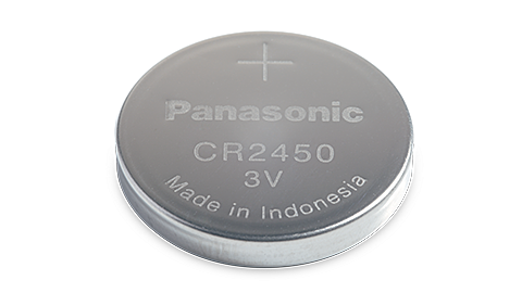 PANASONIC CR-2450/BS - Lithium cell