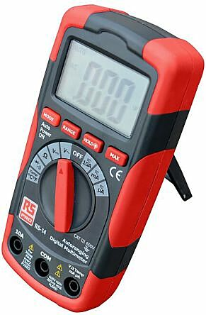 RS Pro  1231938 - COMPACT MULTIMETER