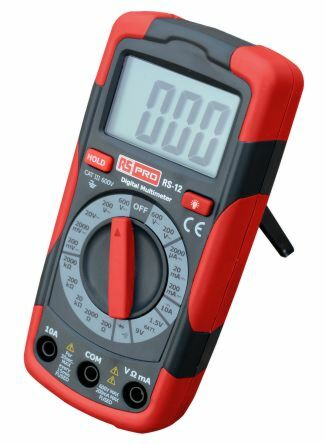 RS Pro  1231939 - COMPACT MULTIMETER