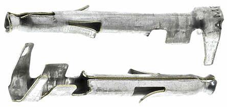 TE 770988-1 - MATE-N-LOK Female Crimp Pin 0.3 - 0.89mm / 22 – 18AWG Wires- Au Plated