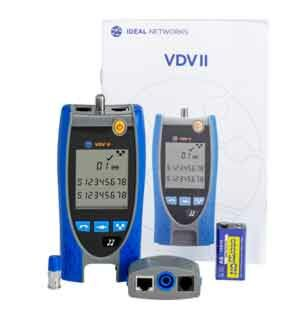 TREND Networks - VDV II - Cable tester