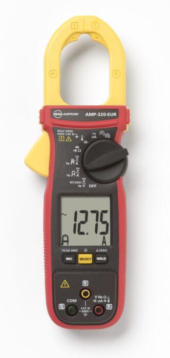 AMPROBE AMP 320 - 600A AC/DC TRMS CLAMP MULTIMETER