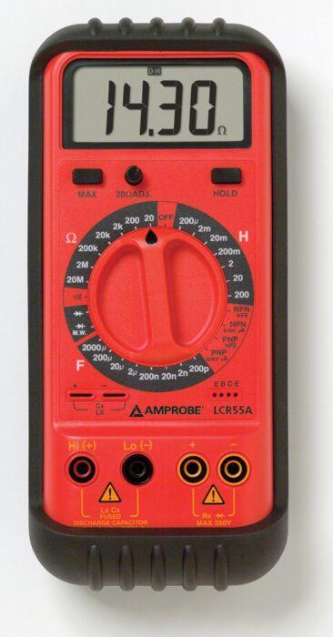 AMPROBE AMP LCR55 - METERMAN CAPACITANCE/RESISTOR/