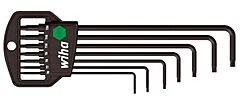 WIHA 366R HM7 - TORX-AVAINSARJA T6-T20, 7-OS