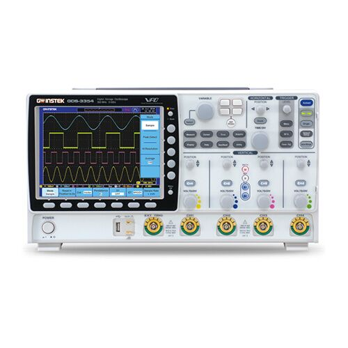 GW Instek GDS-3254 - 250MHz, 4-Channel, Visual Persistence Oscilloscope