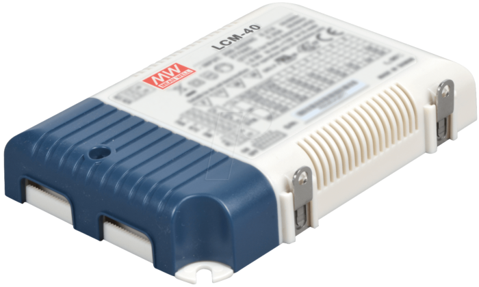 MEAN WELL LCM-40 - Dimmable (Dip) LED Driver 42W 1.05A -  Constant Current