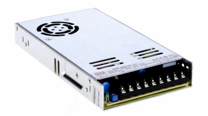 MEAN WELL RSP-320-12 - Enclosed Power Supply 320W 12V 26.7A