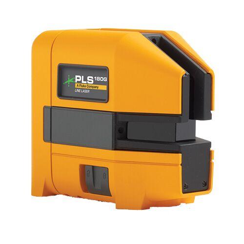 FLUKE PLS 180G KIT - Ristilinjalasersarja vihreä laser
