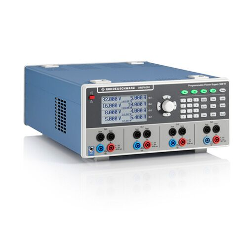 ROHDE & SCHWARZ HMP4040 - 4-CH POWER SUPPLY 384W