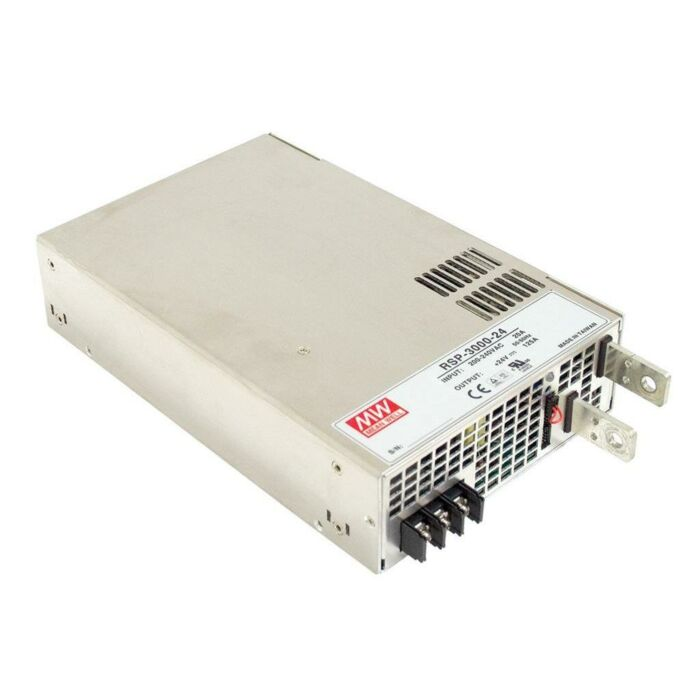 MEAN WELL RSP-3000-12 - Enclosed Power Supply 3000W 12V 200A