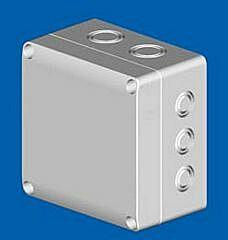 CUBO SPCK131308G - STR252 125x125x75mm