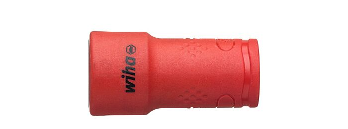 "WIHA 7209NS-10 - HYLSYAVAIN 10 mm 1/4"" VDE 1000V"