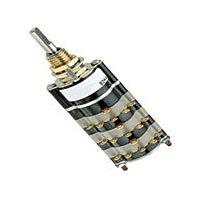 Grayhill 08A36-02-1-04N Rotary Switch Standard 36deg 2 deck 1 poled