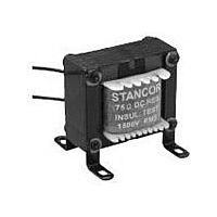 Stancor Electrnoics C-2686 Power Transformer 1500Vrms Wire Lead